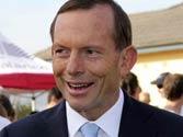 Conservative leader Tony Abbott heads for landslide Australia election victory
