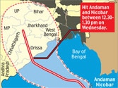 Alert sounded all across coastal Andhra as cyclone threat intensifies