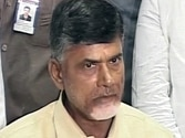 Seemandhara is burning, Congress playing politics over Telangana, says Naidu