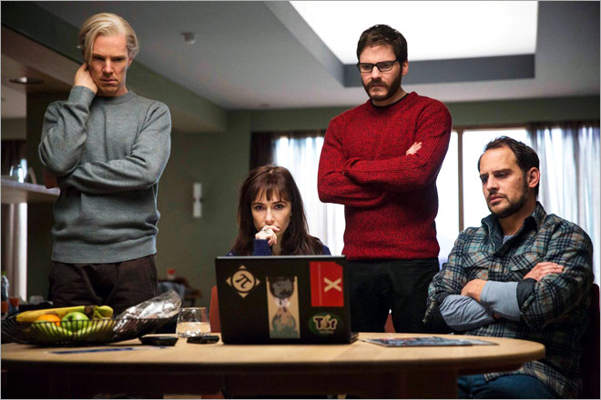 Still from The Fifth Estate