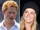 Prince Harry in a 'hurry' to wed Cressida Bonas