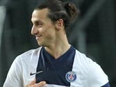 Ibrahimovic hits four as PSG run riot against Anderlecht in Champions League