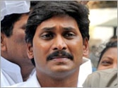 Jaganmohan Reddy is braving all odds to hold a pro-united Andhra Pradesh rally in Hyderabad