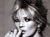 Kate Moss turns fashion editor for top British magazine