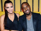 Kanye flaunts t-shirt with Kim Kardashian's face on it