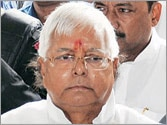 Tale of two CMs: Thousands mourn Lalu's conviction in fodder scam, forget Mishra