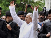 Lalu gets five years in jail for fodder scam, ceases to be MP