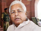 Lalu Prasad disqualified from Lok Sabha for conviction in fodder scam