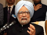 There is no question of resigning over Rahul's comments, says Manmohan Singh