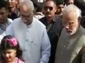 Advani comes to good terms with Narendra Modi, terms with PM nominee