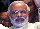 'First toilets then temples' is an old slogan of Modi