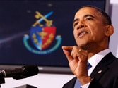 Obama tells Republicans he will negotiate once they end 'threats'