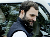 BJP accuses Rahul of 'inciting riotous behaviour', complains to EC