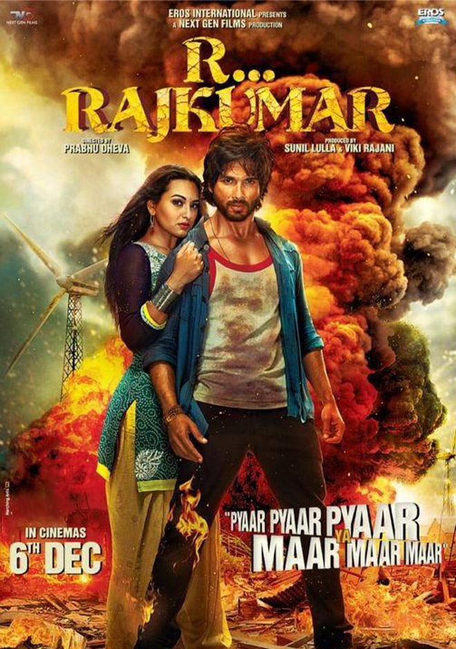 Poster of R...Rajkumar