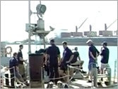 Ship with arms, foreign security guards seized near Tuticorin in Tamil Nadu