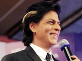SRK's new look for Happy New Year