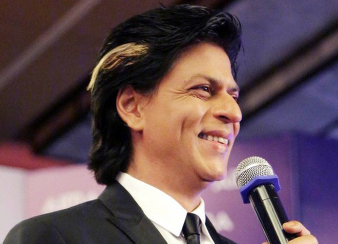 Srk S New Look For Happy New Year Movies News