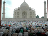 No need to go to Agra to see Taj Mahal, now you can see it online