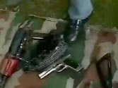 Army says recovery of 66 pistols and uniforms points to sinister plot in J-K