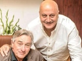 When Robert De Niro granted Anupam Kher his wish