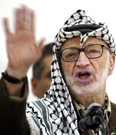 Palestinian leader Yasser Arafat was murdered with polonium, says his widow