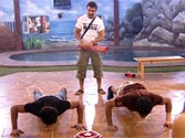 Bigg Boss 7: Eating 5 karelas, drinking water from a dog's vessel, what next?