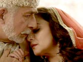 Madhuri was shy shooting intense scenes with Naseer