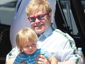 Elton John is a proud father: Gary Barlow