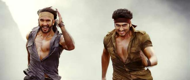 Still from Gunday