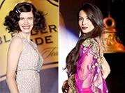 Bollywood glams up runway
