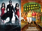 Box Office: Krrish 3 beats Chennai Express and becomes all-time highest grosser