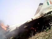 MiG-29 crashes in Gujarat's Jamnagar, pilot ejects safely