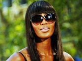 Naomi Campbell supports fasting at least once a week