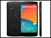 Google Nexus 5 to be available in India by this month end
