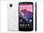 Nexus 5 finally reaches India, 16 GB version available at LG stores