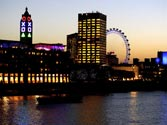 Ahead of Playstation 4 launch, London's OXO Tower turns into gaming console