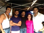 Prabhudheva to do a special song in Shah Rukh's Happy New Year?