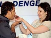 Sachin good at hiding emotions, says wife Anjali Tendulkar