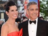 Sandra Bullock calls me drunk every night: George Clooney