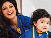 Viaan keeps me on my toes: Shilpa Shetty
