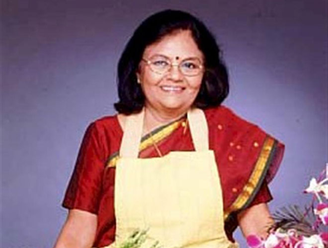 Celebrity chef tarla dalal passes away in mumbai india news food writer tarla dalal whose became a household name for her vegetarian recipes died after a heart attack in mumbai on wednesday said a local mumbai forumfinder Gallery