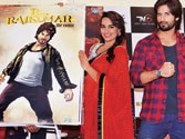 R... Rajkumar comic book to see Shahid Kapoor as action and romantic hero