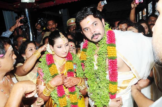 Sreesanth Gallery: Sreesanth Weds Jaipur Princess, Turns Rajasthan Royal
