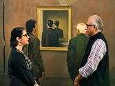Art talk with Atul and Anju Dodiya