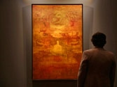 Vasudeo Gaitonde's work fetches record-breaking Rs 20.5 crore at Christie's first India auction
