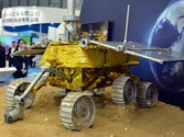 China set to launch its first-ever unmanned space probe to moon