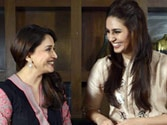 It wasn't about who's going to steal the show, says Madhuri Dixit