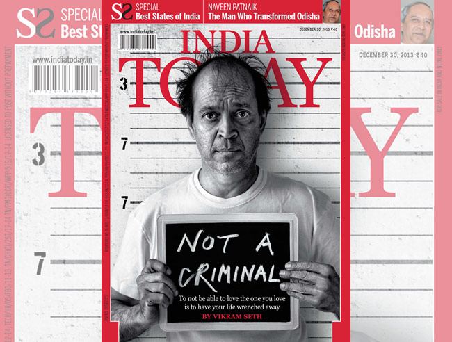 Vikram Seth on Section 377 and gay rights in India