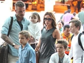David Beckham loves being stay-at-home father