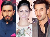 Ranbir and Ranveer to party with Deepika